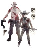TWD 2-Pack, Abraham Ford & Carl Grimes 15 cm