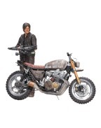The Walking Dead Action Figure Daryl Dixon with Chopper Season 5/6 18 cm