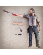 The Walking Dead Rick Grimes Vigilante Edition 25 cm