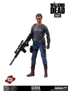 The Walking Dead TV Version Action Figure Sasha 13 cm