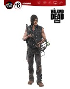 The Walking Dead TV Version Color Tops Action Figure Daryl Dixon 18 cm