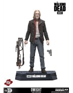The Walking Dead TV Version Color Tops Action Figure Dwight 18 cm