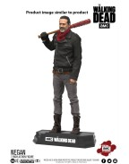 The Walking Dead TV Version Color Tops Action Figure Negan Exclusive Bloody Edition 18 cm