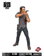 The Walking Dead TV Version Deluxe Action Figure Glenn Legacy Edition 25 cm