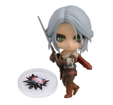 The Witcher 3 Wild Hunt Nendoroid Action Figure Ciri Exclusive 10 cm