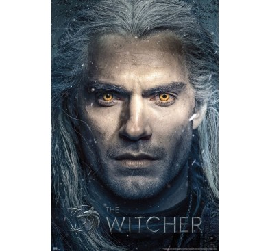 The Witcher Poster Pack Close Up 61 x 91 cm