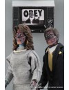 They Live Retro Action Figure 2-Pack Aliens 20 cm