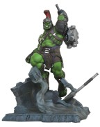 Thor Ragnarok Marvel Movie Milestones Statue Gladiator Hulk 61 cm