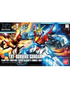 Try Burning Gundam HGBF 1/144 (Model Kit)