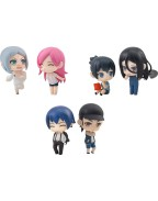 Under One Person Collectible Series Mini Figures 6-Pack 7 cm