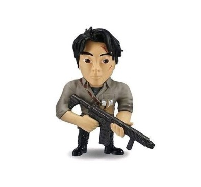 Walking Dead Metals Diecast Mini Figure Glenn 10 cm
