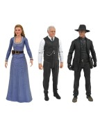 Westworld Select Wave 1 Set of 3 Figures