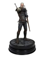 Witcher 3 Wild Hunt PVC Statue Geralt of Rivia 20 cm