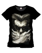 Wolverine - Claws T-Shirt - Black, Size XL, XXL