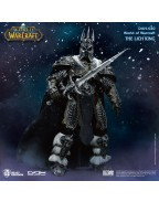 World of Warcraft Wrath of the Lich King Dynamic 8ction Heroes Action Figure 1/9 Arthas Menethil