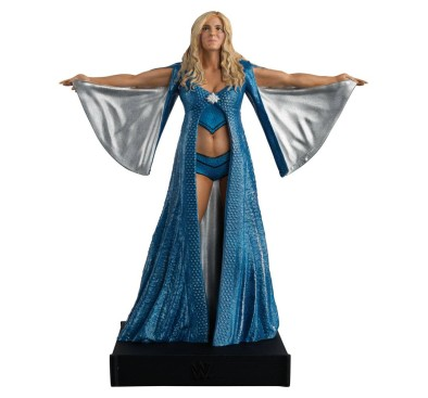 WWE Championship Collection 1/16 Charlotte Flair 14 cm