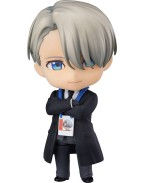Yuri!!! on Ice Nendoroid Action Figure Viktor Nikiforov Coach Ver. 10 cm